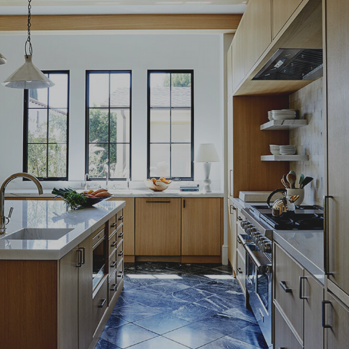 Luxe Remodel Kitchen Remodeling